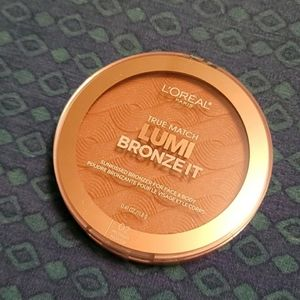 🆕️ L'OREAL True Match Lumi Bronze It Bronzer 02